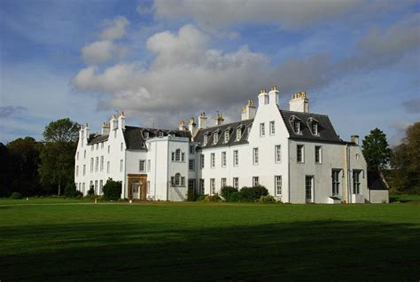 Scottish Homes And Interiors Islay House Scotland Houses With History