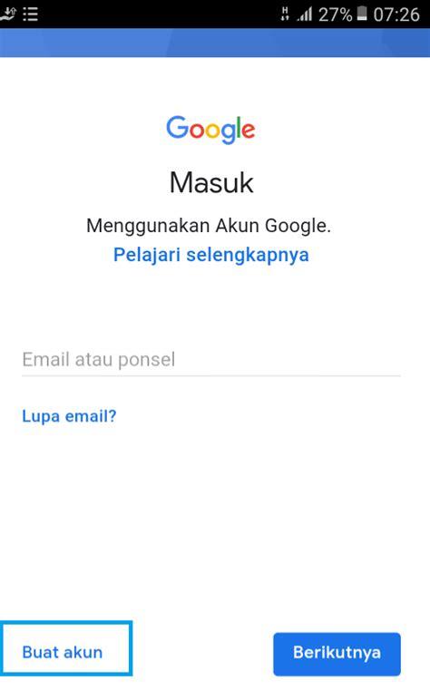 membuat akun gmail  nomor hp work