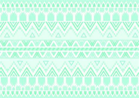 green pattern tumblr seafoam green tribal pattern prints and colors