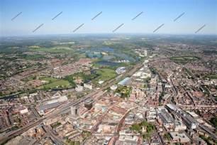 aerial photographs of reading berkshire uk