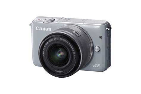 Cashback Canon Eos M10 M 10 15 45 Kit Datascript eos m10 ef m 15 45mm f 3 5 6 3 is stm kit gray canon store