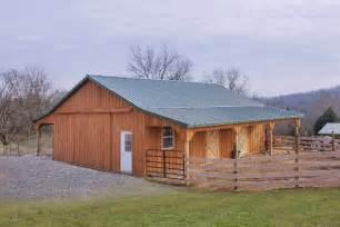 30 by 40 pole barn pole barn photos