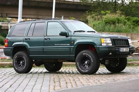 Where Are Jeep Cherokees Made The Ten Best Jeeps Made 6 Grand Zj Best