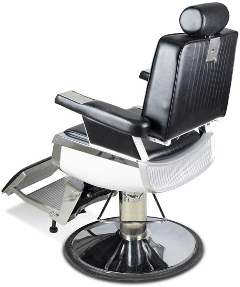 reclining barber chair quot truman quot vintage reclining hair salon barber chair ebay