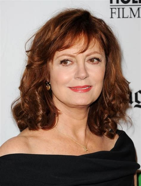 photos of women in there 60s great hairstyles for women in their 60s susan sarandon