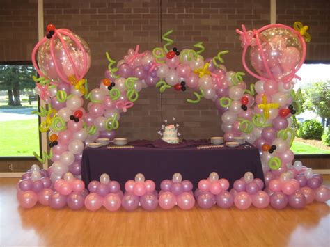 Balloon Decorations by Balloon Designs Pictures Balloon Creations