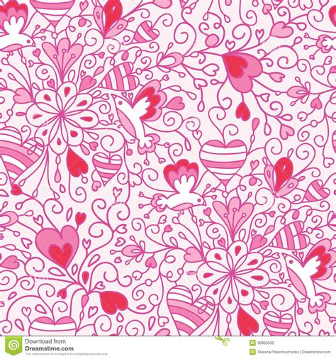 flowers seamless pattern element vector background love flowers seamless pattern background stock photography