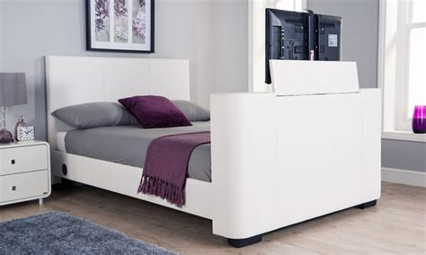 Tv Bed And Mattress Deals by 64 Newark Electric Tv Bed Groupon