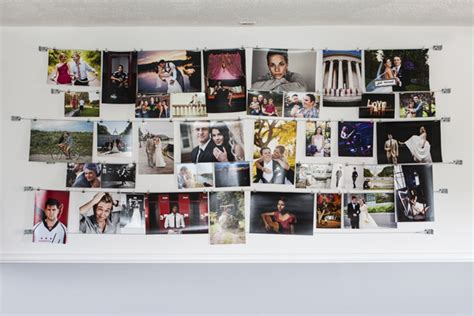ideas for displaying photos on wall 7 photography display ideas