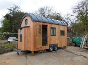 design your own tiny home on wheels tiny house on wheels the unique curved shape of the roof