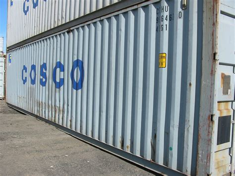 conex storage containers used 40 high cube steel storage container shipping cargo