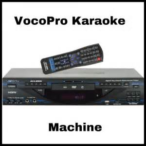 Vocopro Dvx890k Karaoke Player Review Singing Tips And