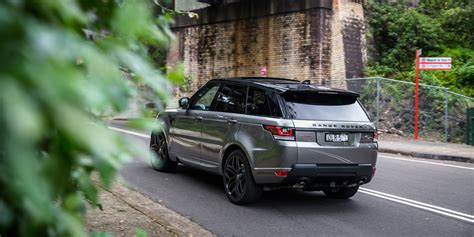 hse land rover 2017 2017 range rover sport sdv8 hse dynamic review caradvice