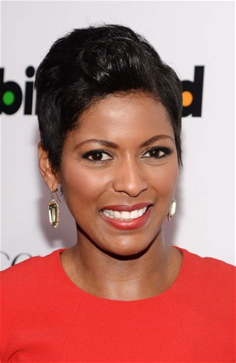 pictures of new anchors hair tamron hall short side part short hairstyles lookbook