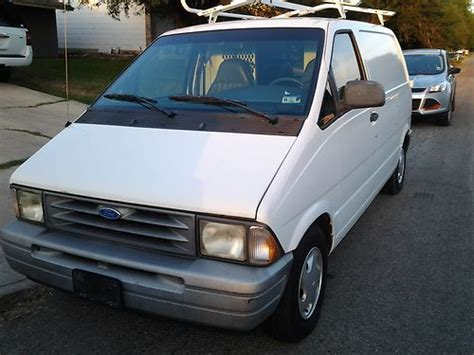 how to sell used cars 1997 ford aerostar parental controls find used 1997 ford aerostar cargo van in san antonio texas united states for us 3 800 00