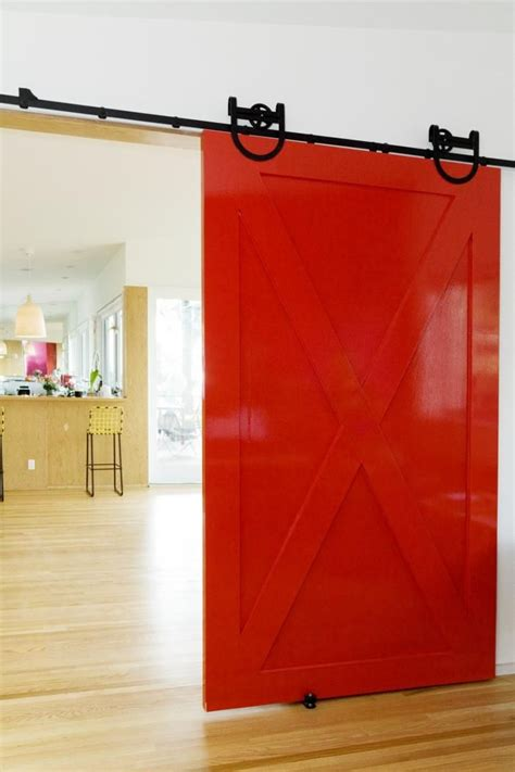 Barn Door Slide Architectural Elements Sliding Barn Doors By