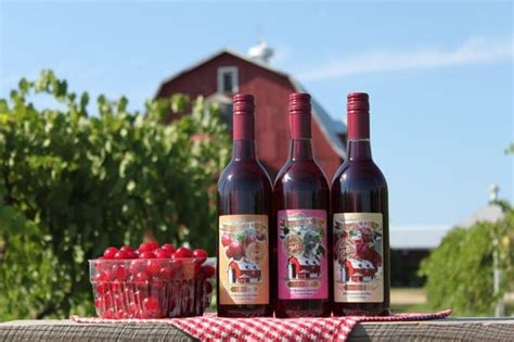 Door County Wine by Orchard Country Winery In Door County Wisconsin All She Cooks