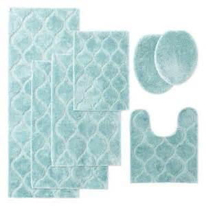 bath rugs everything turquoise