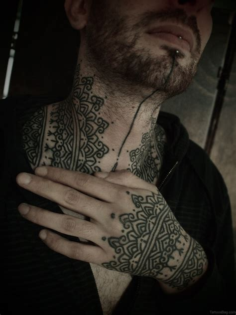 sweet tattoos designs 50 henna neck tattoos