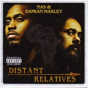 nas x damian marley nas damian marley distant relatives cd album at discogs