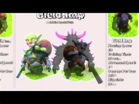 clash of clans new dark spells update ideas new top 10 new ideas in clash of clans for troops buildings