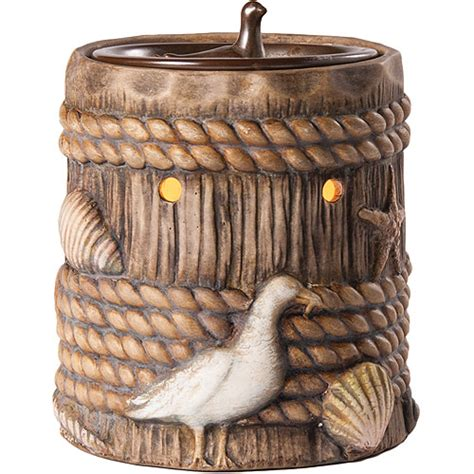 Scented Ls Electric by Scentsationals Coastal Pier Size Warmer