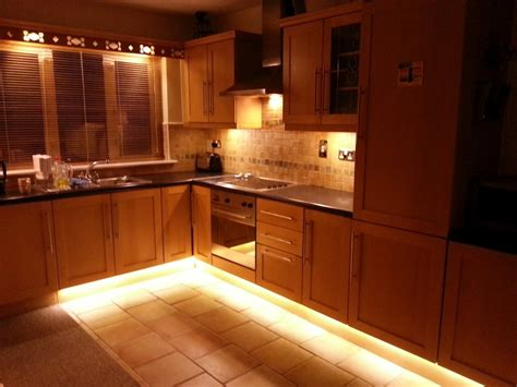 Kitchen Led Lights Led Lighting For Your Kitchen Home Lighting Design Ideas