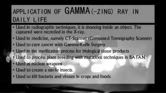 physics gamma ray