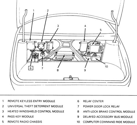 repair anti lock braking 2012 cadillac srx electronic toll collection where is the electronic brake traction control module located on a 1997 cadillac deville concours
