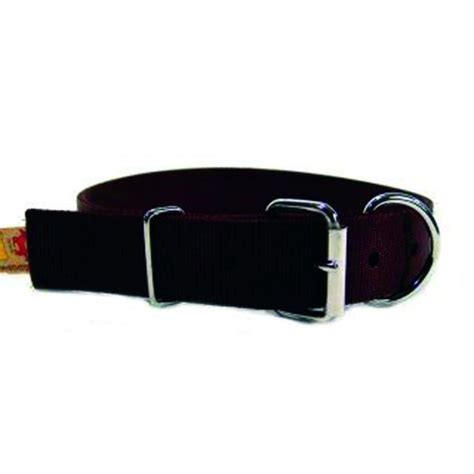 hamilton collar find lowest price on hamilton cow collar size calf brown pet products