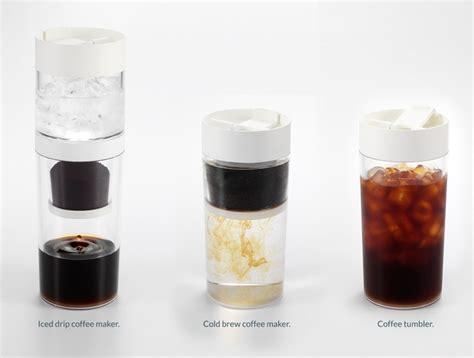 dripo alat membuat cold brew coffee sekaligus tumbler