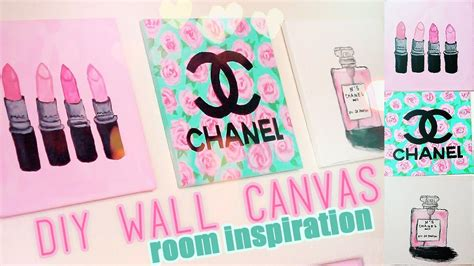 DIY Room inspiration Decor   Chanel, MAC, Designer