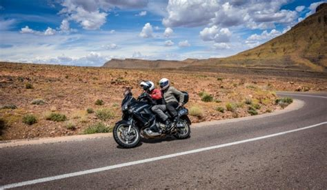 overlanders motorcycle holiday transportation  guided