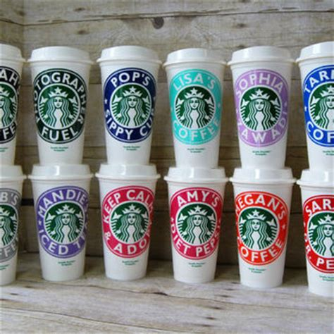 Handcrafted Coffee Starbucks - shop personalized starbucks cup on wanelo