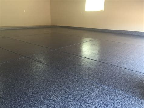 should you use epoxy floor paint or leave bare concrete in