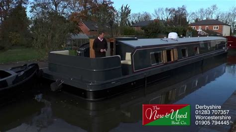 types of boats starting with g the abode wide beam canal and river boat youtube