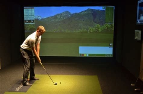 golf swing simulator golftheunitedstates swing golf simulators