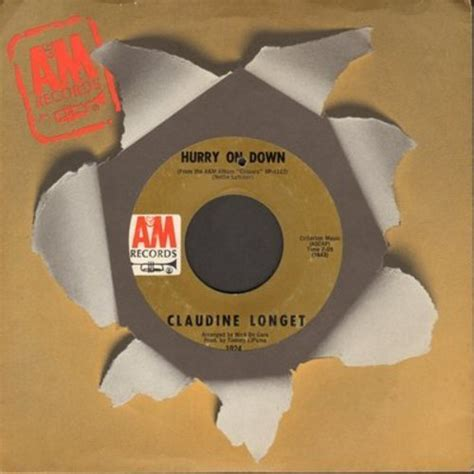 claudine longet hurry on down female 60s lounge
