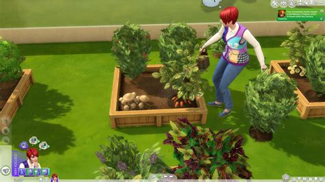 Kitchen Mobile Island The Sims 4 Gardening Skill Guide Sims Community