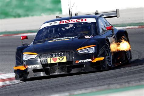 Audi Junge Fahrer by Sir Jack Brabham Grandson To Test Audi Dtm Car