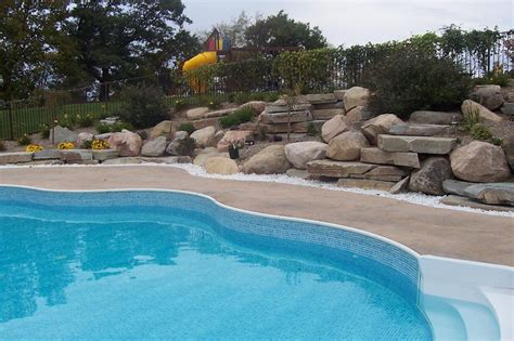 coping for swimming pools backyard design ideas