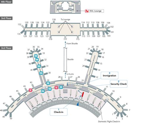 Incheon Airport Floor Plan | incheon airport floor plan meze blog