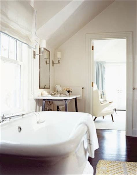 house beautiful bathrooms according to lia magazine monday bathrooms