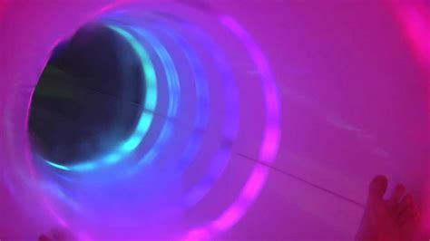 water slide lighting effects youtube