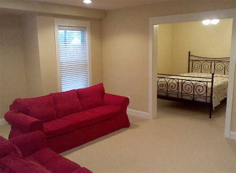 finished basement bedroom ideas atlanta basement finishing ideas home improvement gallery