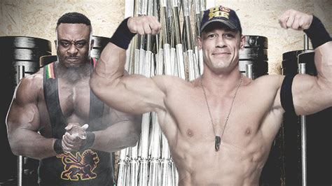 how much can john cena bench wwe superstars reveal their max bench press gusta wwe