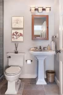 charming small bathroom