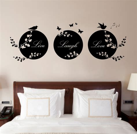 wall art stickers for bedroom 5 types of wall art stickers to beautify the room