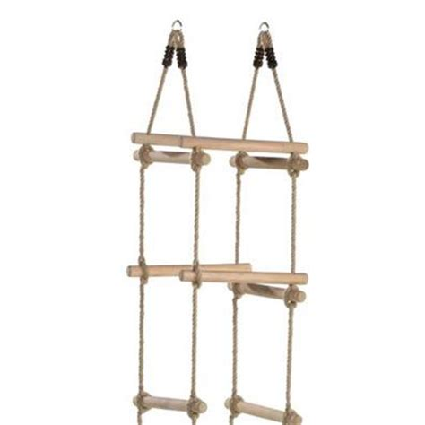langley swing langley box rope ladder climbing frames buy online