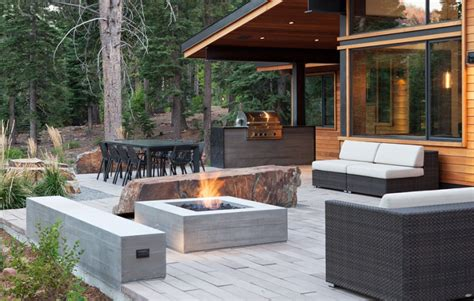 contemporary outdoor pits 21 outdoor pit designs ideas design trends